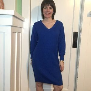 💙Vintage Sweater Dress